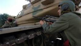 Accrochages entre forces de sécurité et jihadistes aux frontières algéro-tunisiennes