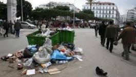 Alger croule sous les ordures, à qui la faute ?