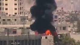 Syrie: 48 morts dans l'attaque contre l'armée près de Damas