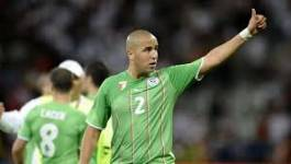 Mondial 2014: la FIFA estime la plainte du Burkina sur Bougherra irrecevable