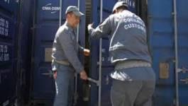 Les recettes des douanes algériennes en hausse