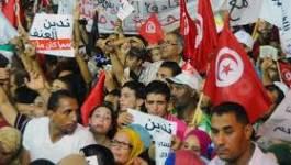 Tunisie : des locaux de partis au pouvoir saccagés par des manifestants