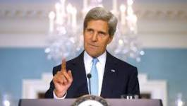 John Kerry a reporté sa visite en Algérie