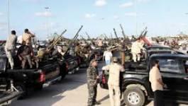 Libye : affrontements armés entre groupes de miliciens