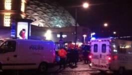 Paris : explosion au Palais des sports, au moins 15 blessés, dont 5 graves