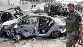Syrie: attentats suicide à la voiture piégée près de Qalamoun