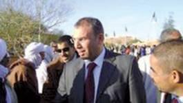 Le nouveau wali d'Oran accueilli avec des jets de pierres