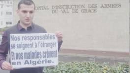Un Algérien vent debout contre les soins à l'étranger réservés aux dirigeants