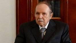 Le président Bouteflika a regagné l'Algérie