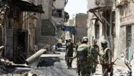 L'armée syrienne avance vers Alep à partir de l'aéroport