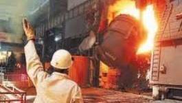 Création de l'Algerian Qatar Steel pour le projet sidérurgique de Bellara
