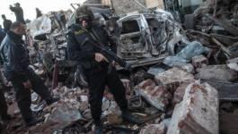 Égypte : 3 morts et 35 blessés dans un attentat contre la police au Caire