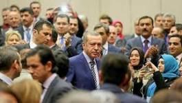 Turquie: la guerre entre le gouvernement Erdogan et la justice se durcit
