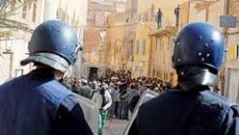 Halte aux violences et à l'effusion de sang à Ghardaïa