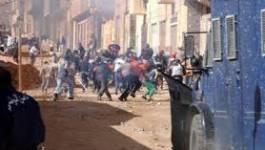 Affrontements de Ghardaïa : sept personnes écrouées