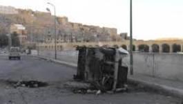 Les affrontements se poursuivent à Ghardaïa
