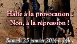 Situation au M'zab : rassemblement devant l'ambassade d'Algérie à Paris