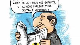 L'Algérie va construire sa première centrale nucléaire vers 2025