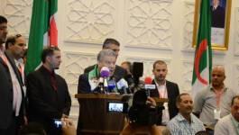 Amar Saadani veut la tête d'Abdelmalek Sellal