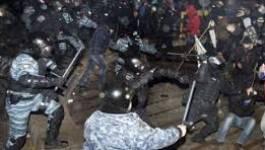 Ukraine : cinq morts dans les violentes manifestations