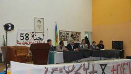 Réunion extraordinaire des révolutionnaires Amazighs à Zwara