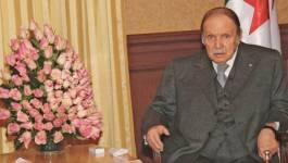 Bouteflika sort de son mutisme