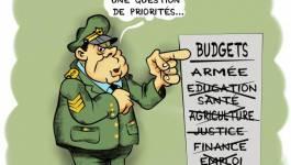 L'Algérie a un des budgets de défense le plus élevé au monde