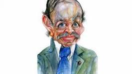 Pour une caricature de Bouteflika, Djamel Ghanem risque la prison