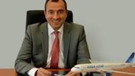 Cédric Pastour nommé Président-Directeur Général d'Aigle Azur