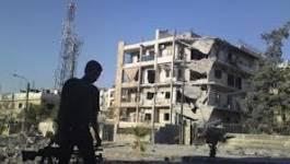 Syrie: accord humanitaire sur Homs et violences meurtrières à Alep