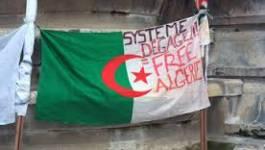 L'Algérie à la veille d'un soulèvement catastrophique