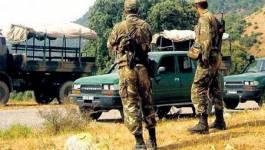 Quarante missiles saisis par l'Armée nationale à la frontière libyenne