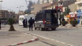 Affrontements entre lycéens et forces de l'ordre à Bejaïa