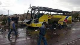 Egypte : Quatre morts dans un attentat visant un bus de touristes sud-coréens