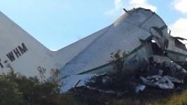Crash du C130 à Oum El Bouaghi : 77 morts selon le ministère de la défense