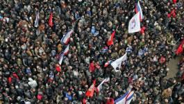 Ukraine: la Russie ne lâche pas la Crimée