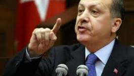 Turquie : mis à mal par une écoute téléphonique, Erdogan crie au complot