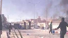 Ghardaïa : les auteurs de trois assassinats arrêtés, selon la police
