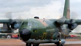 Crash d'un avion militaire avec 103 passagers près d'Oum El Bouaghi
