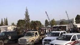 Libye: le siège de l'état-major attaqué
