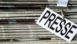 Liberté de la presse : l'Algérie classée 121e sur 180 pays par RSF