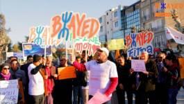 Les marches et les sit-in se multiplient : les Chaouis ne décolèrent pas