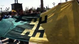 Khenchela : manifestation pour le boycott des élections