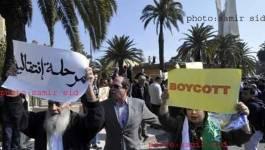 La coordination pour le boycott s'élargit au PST à Annaba