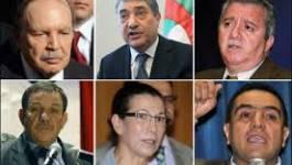 Parodie présidentielle : cinq candidats font la campagne pour Bouteflika