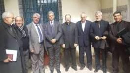 La coordination des partis et personnalités pour le boycott vent debout