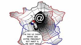 La France espionne l'Algérie