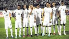 Un match amical Algérie-France en préparation