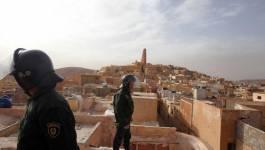 Ghardaïa : 10.000 policiers et gendarmes après des heurts sanglants
