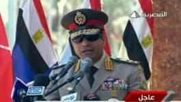 Le maréchal Al Sissi annonce sa candidature à la présidentielle